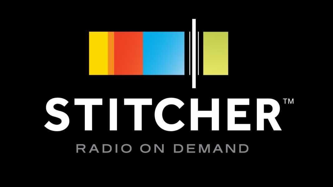 Stitcher logó