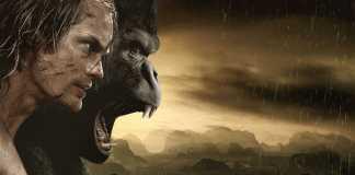 Részlet a Tarzan legendája című film moziplakátjáról